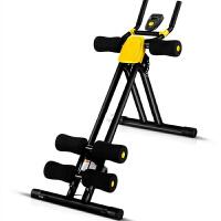 美腰机健腹器懒人收腹机腹部运动健身器材家用锻炼腹肌训练器瘦腰器过山车