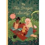 【中商原版】茶龙会 茶龙社群 英文原版 The Tea Dragon Society 精装 茶是故乡龙 图画小说