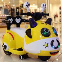 创意新款童车婴儿童电动摩托车遥控三轮男女小孩1-3童车4-5岁宝宝玩具车可坐人
