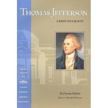 【预订】Thomas Jefferson: A Brief Biography 美国库房发货,通常付款后3-5周到货!