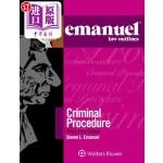 【中商海外直订】Emanuel Law Outlines for Criminal Procedure