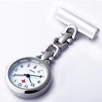 护士胸表挂表石英怀表女士卫校白领考试手表