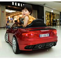 婴儿男女小孩童车儿童电动车四轮可坐人宝宝遥控玩具汽车