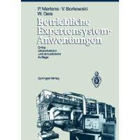 【预订】Betriebliche Expertensystem-Anwendungen