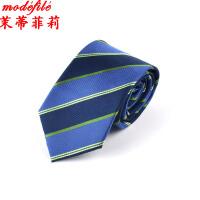 领带 男式正装商务结婚西服配饰新款韩版条纹男式时尚休闲职业装