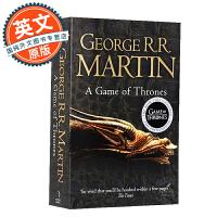 【现货】英文原版A Game of Thrones: Book 1 of a Song of Ice and Fire