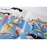 【全新直发】海滩/博洛尼亚大奖绘本系列 中信出版社