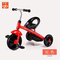 儿童三轮车2-4岁男女宝宝玩具车脚踏车自行车