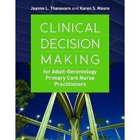 英文原版Clinical Decision Making for Adult-Gerontology Primary