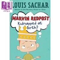 【中商原版】麻烦精马文:1 Marvin Redpost 1:Kidnapped At Birth? 儿童文学故事 插图