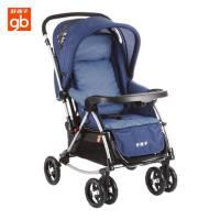 儿童推车可坐可躺 宝宝轻便折叠四季通用0-3岁