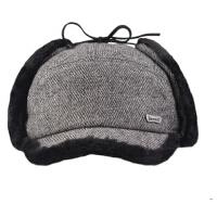 男时尚冬帽户外护耳帽韩版潮保暖男士休闲帽子鸭舌帽