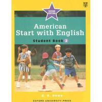 【预订】American Start with English: Student Book 2