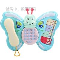 【领券立减】儿童电话玩具电话机仿真座机音乐手机婴儿男女宝宝0-3岁1早教
