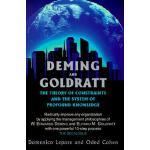 【预订】Deming and Goldratt: The Theory of Constraints and the