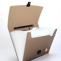 手提资料袋办公公文包风琴包多层文件夹