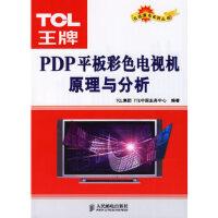 【正版现货】PDP平板彩色电视机原理与分析 TCL集团 TTE中国业务中心 9787115147820 人民邮电出版社