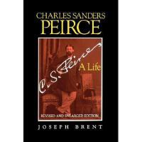 【预订】Charles Sanders Peirce (Enlarged Edition), Revised
