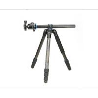 百诺 GC168TB1 专业三脚架 单反摄影相机便携碳纤维摄像 三角架 专业云台