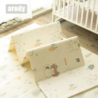 婴儿童爬行垫 家用游戏毯拼接地垫 可折叠宝宝爬爬垫客厅