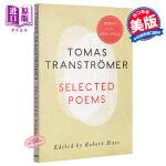 【中商原版】托马斯・特朗斯特罗姆诗选 英文原版Transtromer: Selected Poems T.TRANST