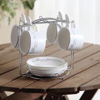 陶瓷套装欧式小下午茶茶具套装咖啡套具英式下午茶杯