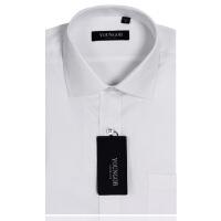 雅戈尔YOUNGOR漂白色长袖衬衫CV10804-03