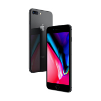 【支持礼品卡】Apple iPhone 8 Plus (A1864) 256GB 深空灰色 MQ8G2CH/A 移动联