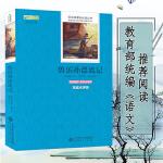 鲁滨逊漂流记 小学生初中生名师导读点评版世界经典名著语文新课标必读丛书北京师范大学出版 青少年畅销读物