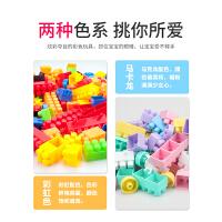 儿童积木拼装玩具益智大颗粒1-2周岁3大号宝宝智力开发拼插塑料