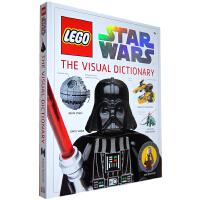 LEGO・ Star Wars The Visual Dictionary 乐高系列:星球大战图解词典(精装) ISB