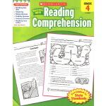 【满99减30】【四年级阅读】学乐成功系列 Scholastic Success with Reading Compr