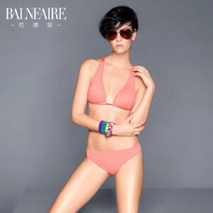 【顺丰急送达】范德安小胸性感显瘦比基尼泳衣女 三角分体聚拢沙滩泳装bikini