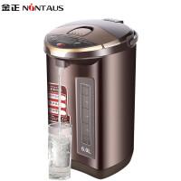 金正5L电热水瓶 304不锈钢电水壶 智能保温电热水壶JZSP-51P