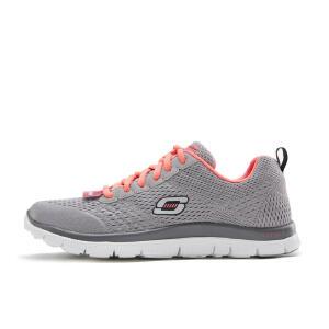 女士休闲运动鞋 网面运动鞋 轻便缓震12058