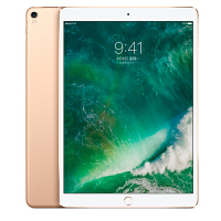 【当当自营】Apple iPad Pro 平板电脑 10.5 英寸(64G WLAN版/A10X芯片/Retina显示屏/Multi-Touch技术)金色 MQDX2CH/A