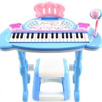 电子琴儿童初学者小钢琴玩具女孩可弹奏宝宝幼儿琴音乐1玩具3-6岁
