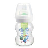 布朗博士爱宝选奶瓶防胀气玻璃新生宝宝初生婴儿宽口径奶瓶晶彩版