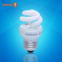 OSRAM欧司朗节能灯螺旋型5W/E27大螺口节能灯管家用光源