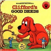 Clifford's Good Deeds (Audio)学乐有声读物:大红狗做好事(书+CD)ISBN9780545