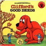 Clifford's Good Deeds (Audio)学乐有声读物:大红狗做好事(书+CD)ISBN9780545014830