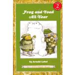 Frog and Toad All Year青蛙和蟾蜍的一整年(I Can Read,Level 2)ISBN9780064440592