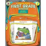 【预订】First Grade Activities, Homework Helpers, Grade 1