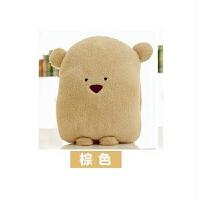 抱枕被子两用龙猫毛毯 熊猫暖手捂暖手抱枕空调毯圣诞礼物女 默认