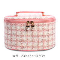 化妆包大容量多功能韩国化妆品收纳包小号便携化妆箱手提可爱少女礼品