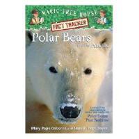英文原版儿童书 Polar Bears and the Arctic: A Nonfiction Companion t