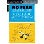 Much Ado About Nothing (No Fear Shakespeare) 别怕莎士比亚:无事生非 古英