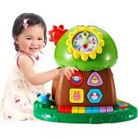 趣味小树音乐电子琴婴儿童早教幼儿宝宝玩具0-1-3岁