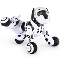 机器狗益智能声控电子狗玩具电动感应机器人充电跳舞猫儿童小女孩