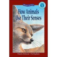 【预订】How Animals Use Their Senses
